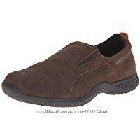 Стильные замшевые мокасины-туфли Columbia. Оригинал. р. 9US. стелька 16, 5