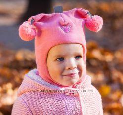 Шлемы зимние Бизи для девочек Принцесса