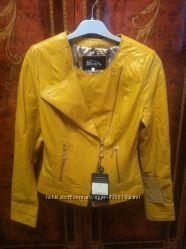 Кожанная куртка женская кожаная косуха новая