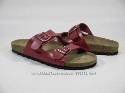 Шльопанці шкіряні Biofun Relaxing Footwear Німеччина 943a2ca112dd4
