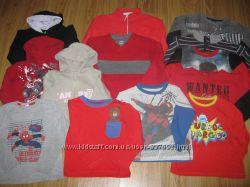 Фирменная одежка большой выбор от 4-6 лет. Часть 6