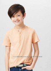 Красивая футболка известного бренда Mango