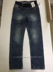 новые джинсы 126рост  НМ