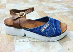 9bba569ba69548 Ersax джинсовые босоножки туфли сандалии кеды 36, 37, 38, 39, 40 киев