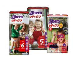 Подгузники-трусики Libero Up&Go 4 - 46 штук