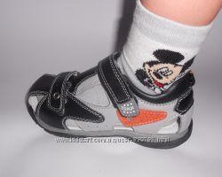Новые - в наличии - ортопедические босоножки, сандалии Кожа Tom. m Том. м