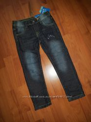 Зауженые джинсы Германия