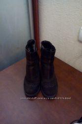Красивые стильные ботинки , оксфорды