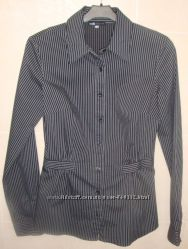 Стильная рубашка-блуза Oodji р. М