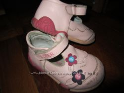 Туфли 14см стелька р. 22 Little Deer ортопед мокасины ботинки босоножки