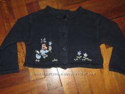 Кофта реглан свитер толстовка жакет болеро от 9мес до 5лет 10шт