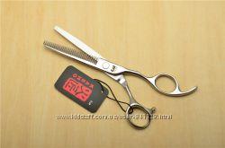 Ножницы 6. 5 парикмахерские KASHO филировочные стальные 6 дюймов