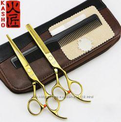 Ножницы 6. 0 парикмахерские KASHO