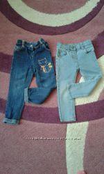 Зауженые джинсики Denim&co Nutmeg на2-3 года