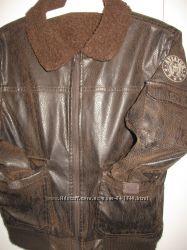 куртка пилот авиатор