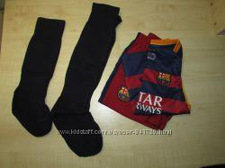 футбольная форма Nike 4-5 лет 104-110см
