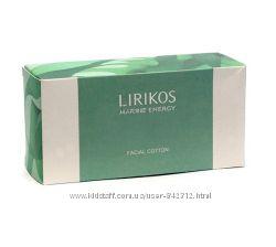 Хлопковые паффы Lirikos Marine Energy Facial Cotton