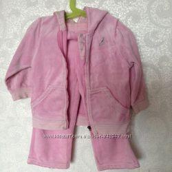 Спортивний костюм на дівчинку 1-2 роки