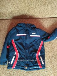 Зимняя итальянская курточка Brugi р. 110