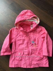Легенька курточка і жилетка ріст 86-98
