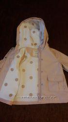 Очень стильная куртка плащик Zara 12-18М 86рост