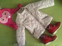 Куртка Деми H&М