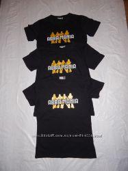р. 158-164-170, Новая прикольная футболка Abbamania