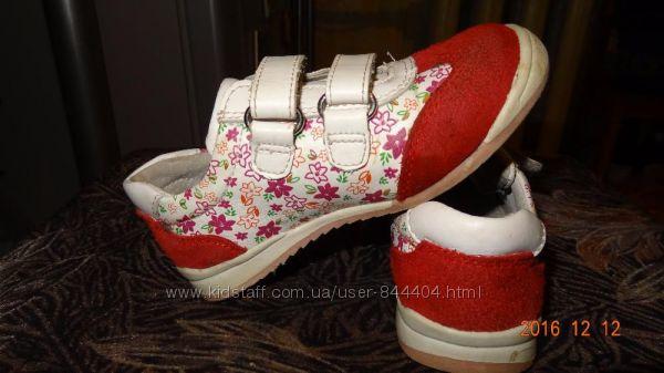 Кроссовки для девочки р. 25