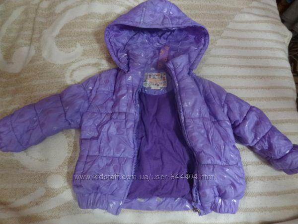 Детская курточка деми