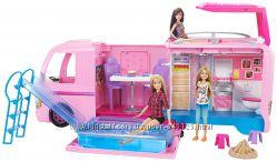 Barbie Pop-Up Camper Vehicle фургон для путешествий Барби