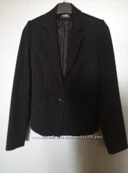 Наш отличный школьный пиджак Ashen  черный  р. 13-14 носили мало