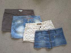 Крутые фирменные шортики и юбочки на лето
