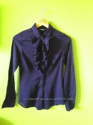 Рубашка с элегантным жабо PIMKIE франция