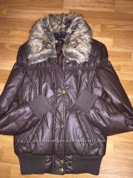 Продам курточку с мехом OGGI