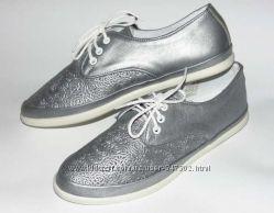 Кожаные удобные туфли Мида 21461