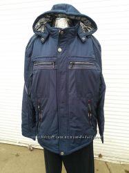 Мужская зимняя модельная куртка большие размеры 532dee33cf0a1