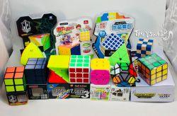 Головоломка кубик Рубика 2 на 2, 3 на 3, 4 на 4, набор - качественный