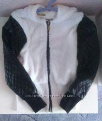 Куртка демисезонная для девочки новая