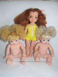 Кукла бэль Даша Дора Dora Mattel сити той принцесса Дисней Disney анабель