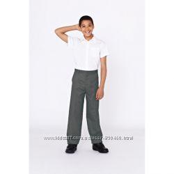 Top Class серые брюки тефлоновое покрытие 164-170, 176-182 см