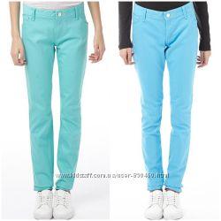 Adidas NEO яркие джинсы скини размер W26L30