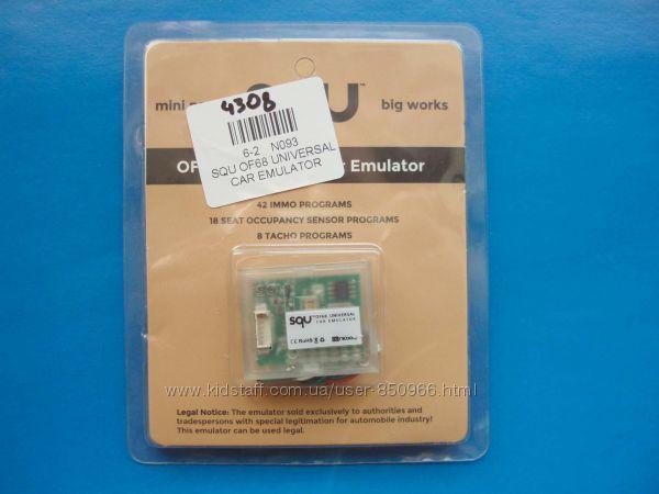 SQU OF68 универсальный IMMO эмулятор иммобилайзера деактиватор