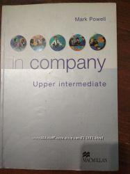 учебники In Company Intermediate, Upper Intermediate