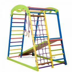 Супер Цена Детский спортивный комплекс для дома SportWood