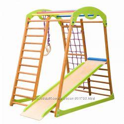 Супер Цена Детский спортивный комплекс для дома KindWood