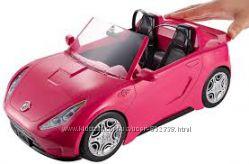 Barbie DVX 59 гламурный, блестящий кабриолет
