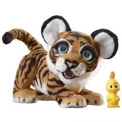 Интерактивный тигр Тайлер, FurReal Friends Roarin Tyler от Hasbro, Оригинал