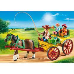 Playmobil 6932 Лошадка с повозкой