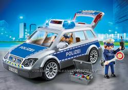 Playmobil 6920 Полицейский автомобиль, свет, звук