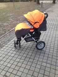 Capella S901, трехколесная коляска